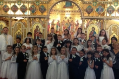 2015 Solemn Holy Communion