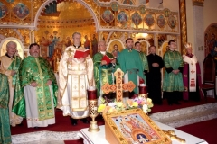 First Divine Liturgy Celebration - (part 2)