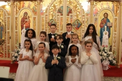 First Solemn Communion