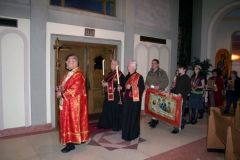 Opening Ceremony for The Shroud Of Turin Exhibit (set 1)