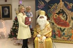 St. Nicholas Visit