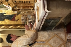 Bishop Andriy Visit