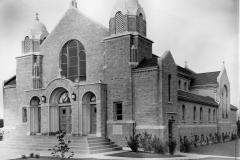 "Church building - ""new church"" on Alta Vista Place, Perth Amboy"