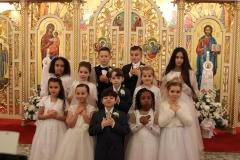 First Solemn Communion