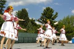 Nadiya Dancers - Soyuzivka Festival 2009