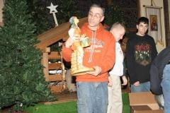 Nativity Scene for Christmas 2008