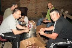Preparing for the Spring Zabava 2009