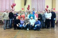 Valentine Dance Zabava